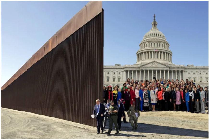 wall around capitol.JPG
