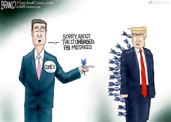 comey trump lies fbi