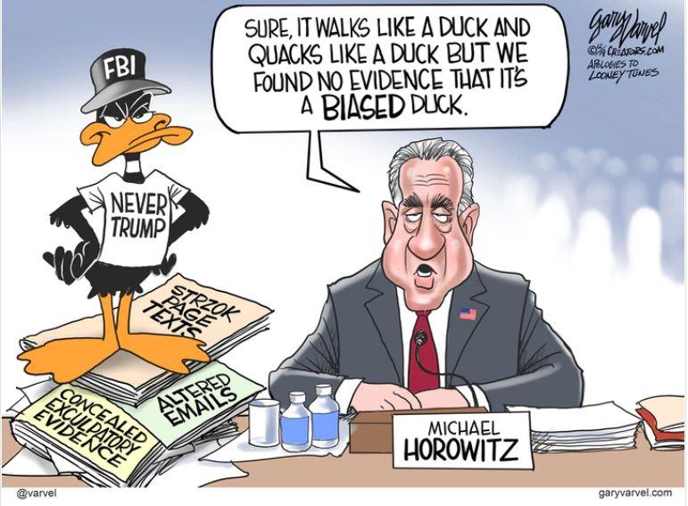 fbi horowitz