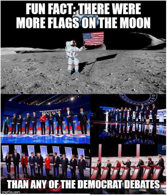 flag democrats moon.JPG