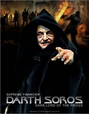 george soros darth