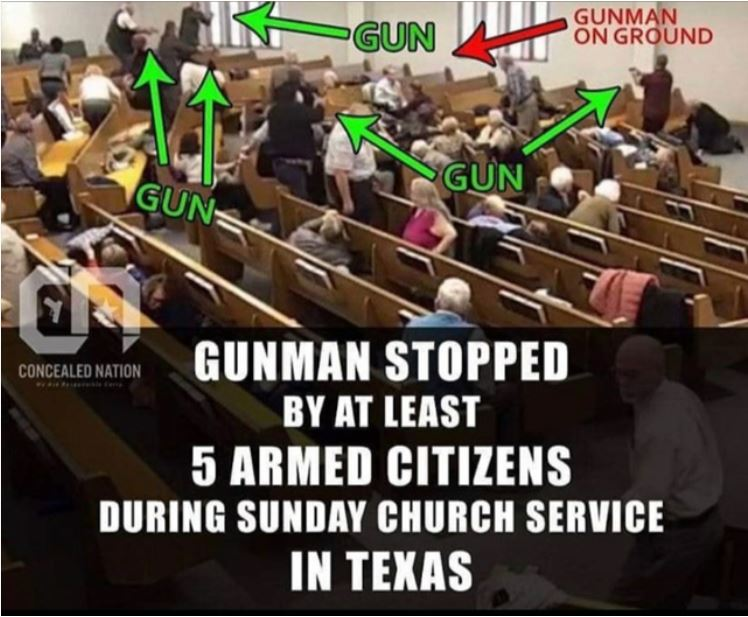 guns in church.JPG