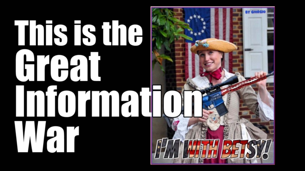 information war betsy ross