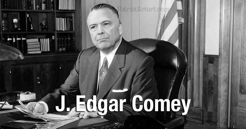 james comey hoover
