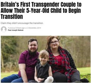 transgender british couple