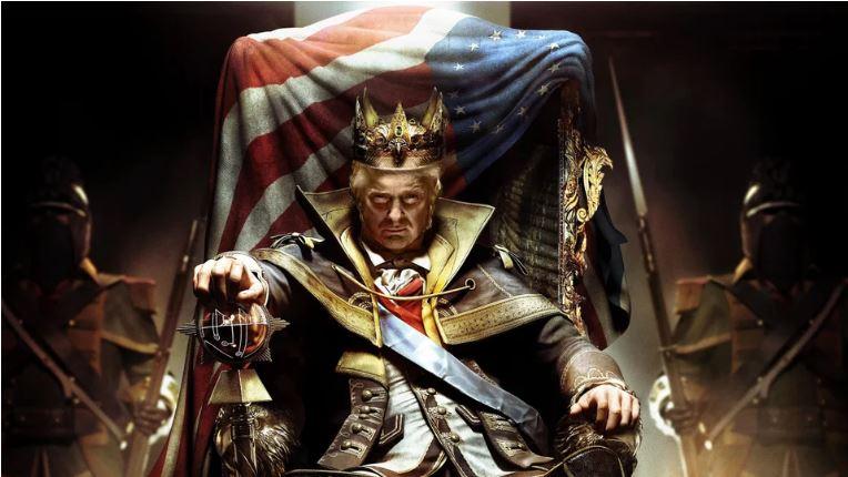 trump king.JPG