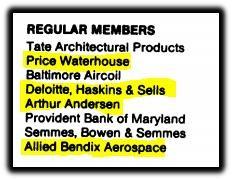 bank members 1