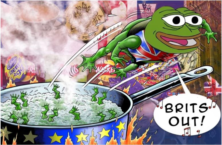 brexit pepe
