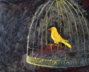 canary in mine