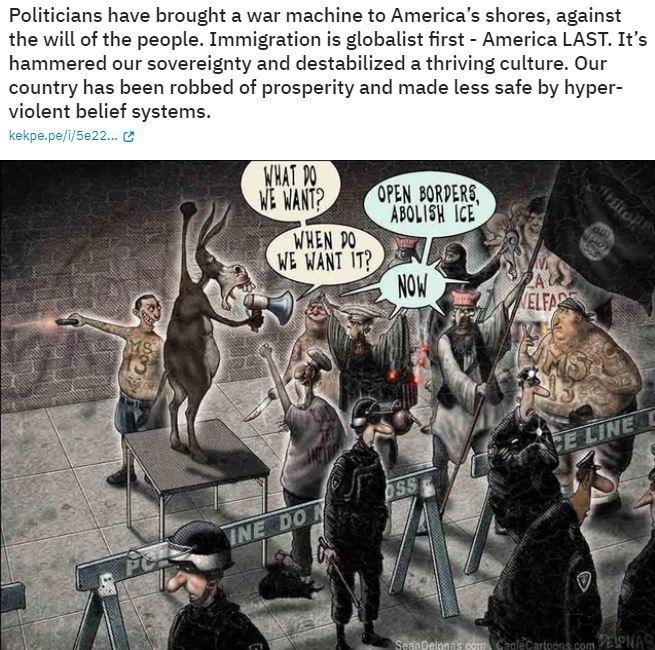 democrats globalists