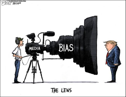 fake news media trump