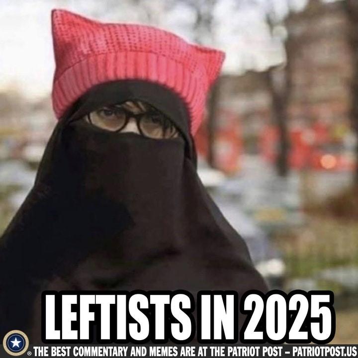hijab pussy hat islam sharia burqa