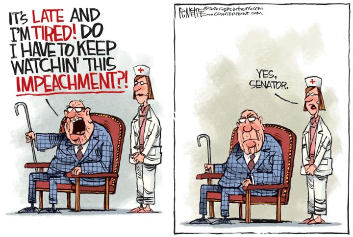 impeach senator