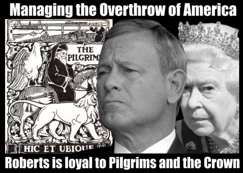 john roberts queen pilgrims 2