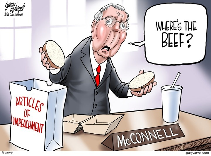 mcconnell impeach