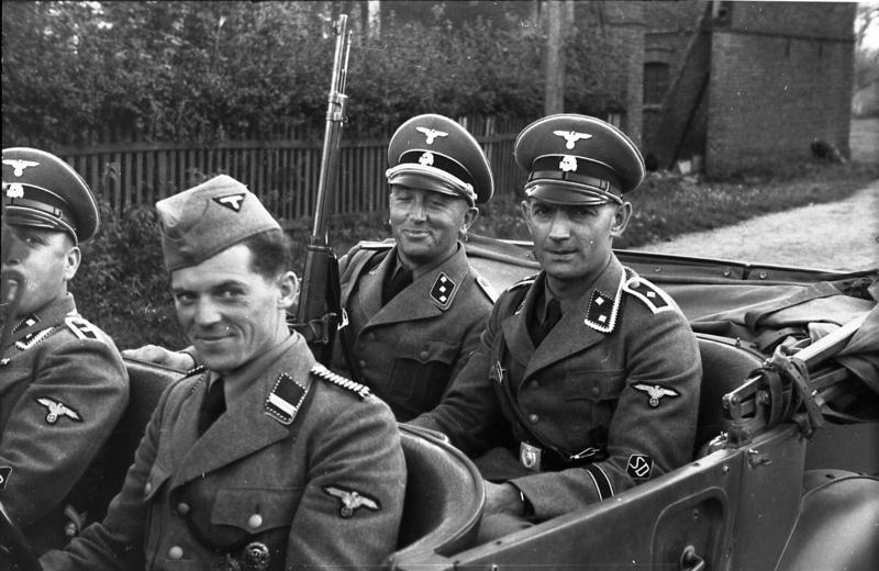 nazi in car.jpg