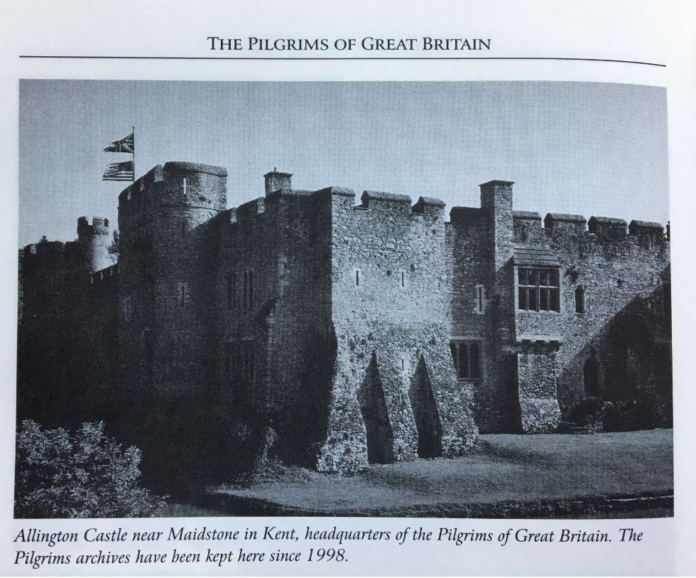 pilgrims headquarters