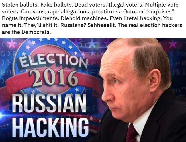 putin election russia hacking