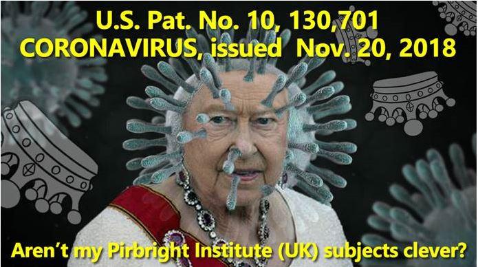 queen coronavirus