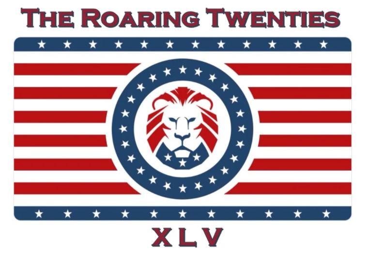 roraring 2020 trump Maga lion