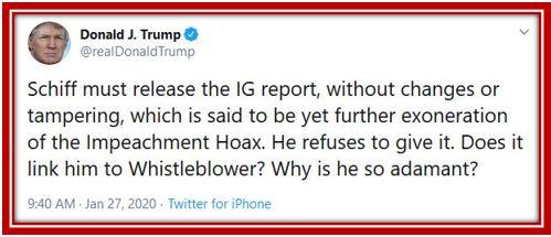 schiff whistleblower