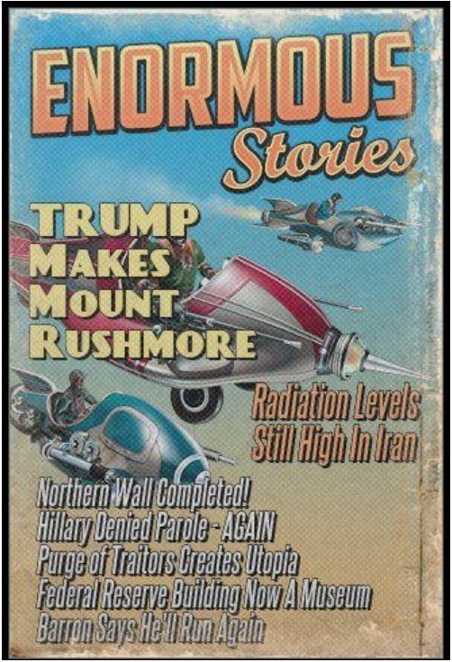 trump magazine