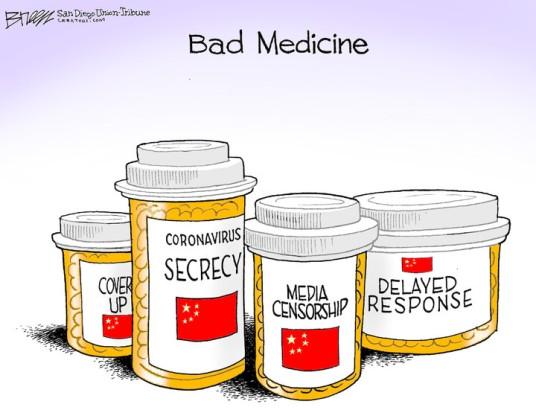 bad medicine corona virus