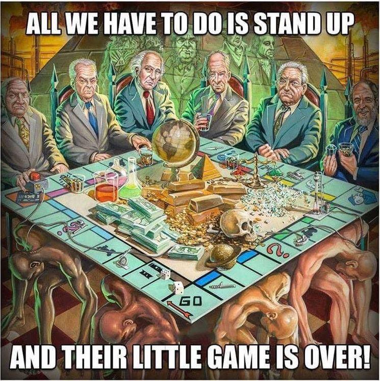 bankers slaves