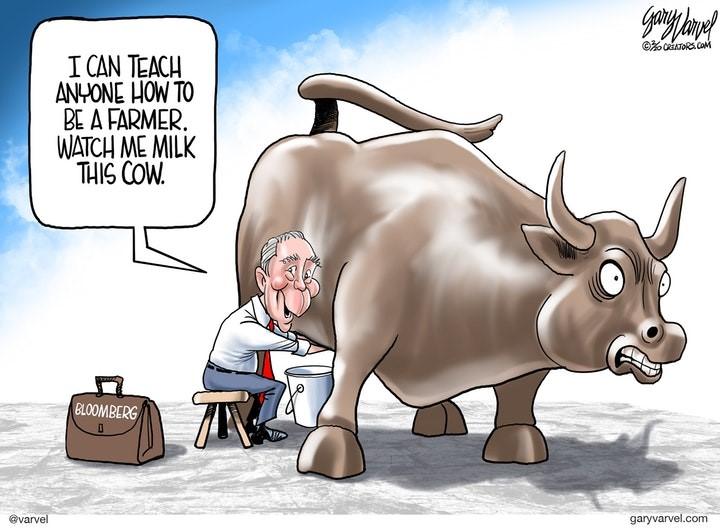 bloomberg bull