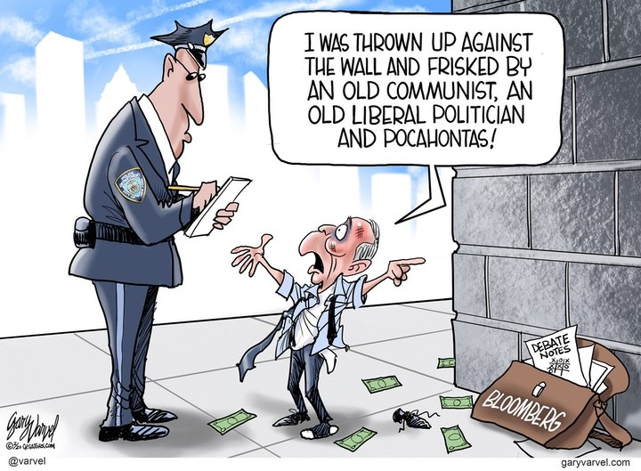 bloomberg police
