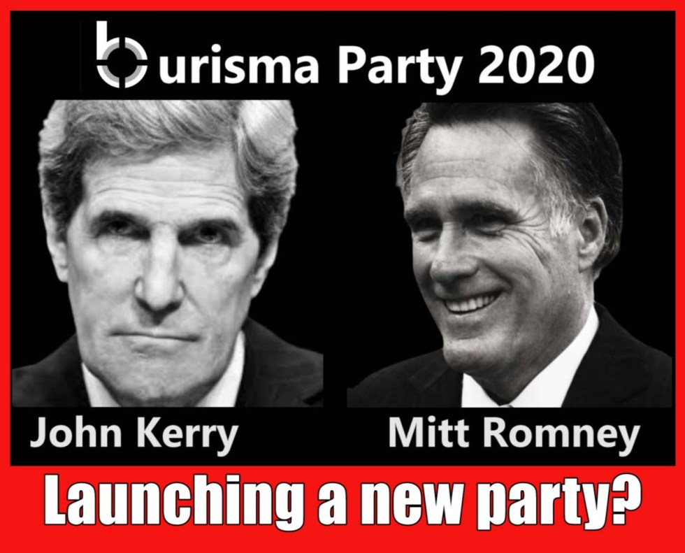 burisma party kerry romney red