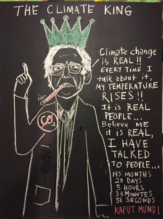 chalk bernie 1