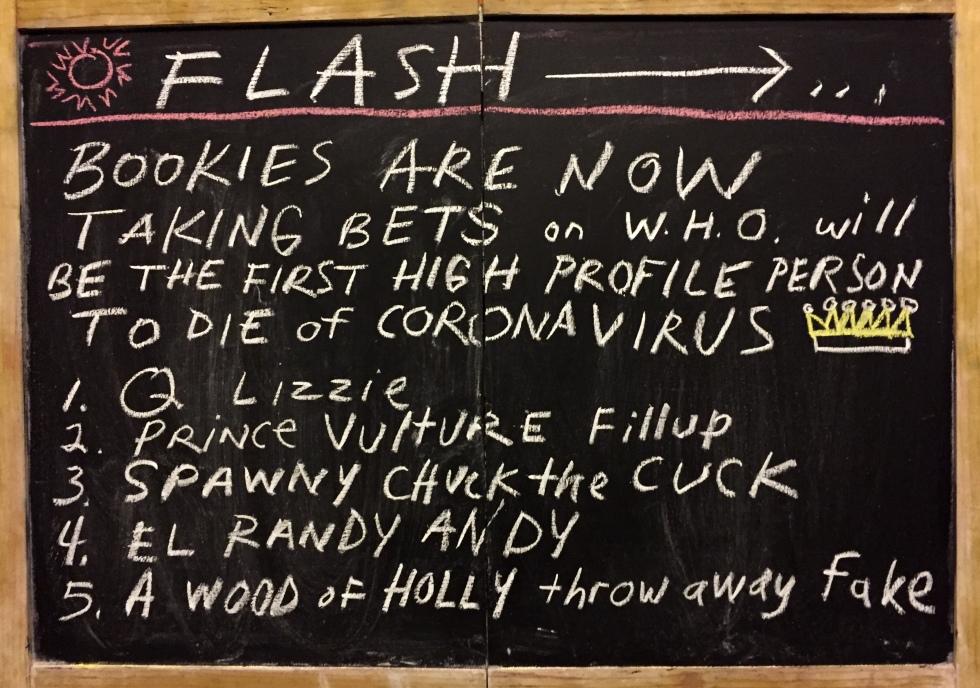 chalk corona virus