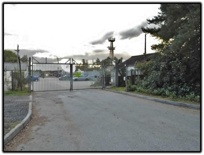 Cobbett Hill entrance