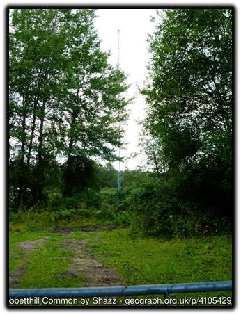 cobbett hill mast