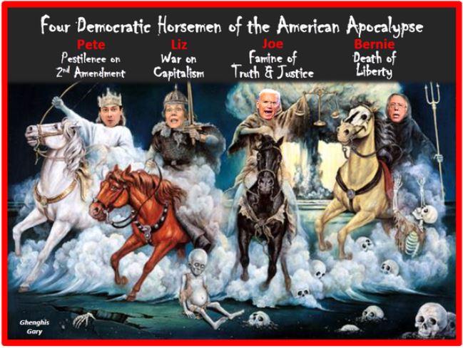 four democrat horsemen