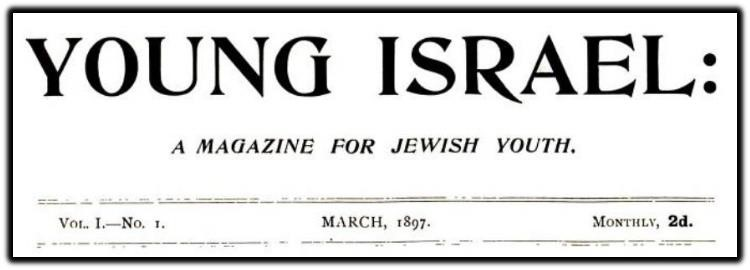 jewish youth magazine