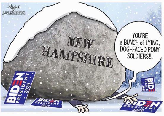 joe biden new hampshire