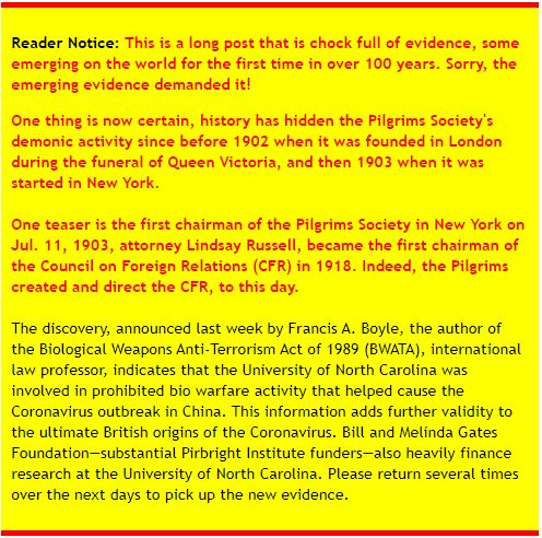 reader notice