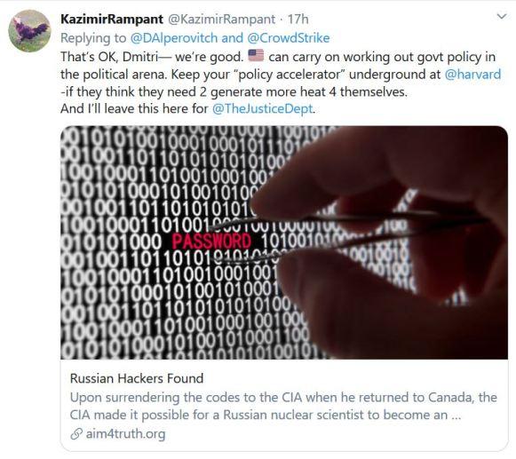 russian hacker dmitri