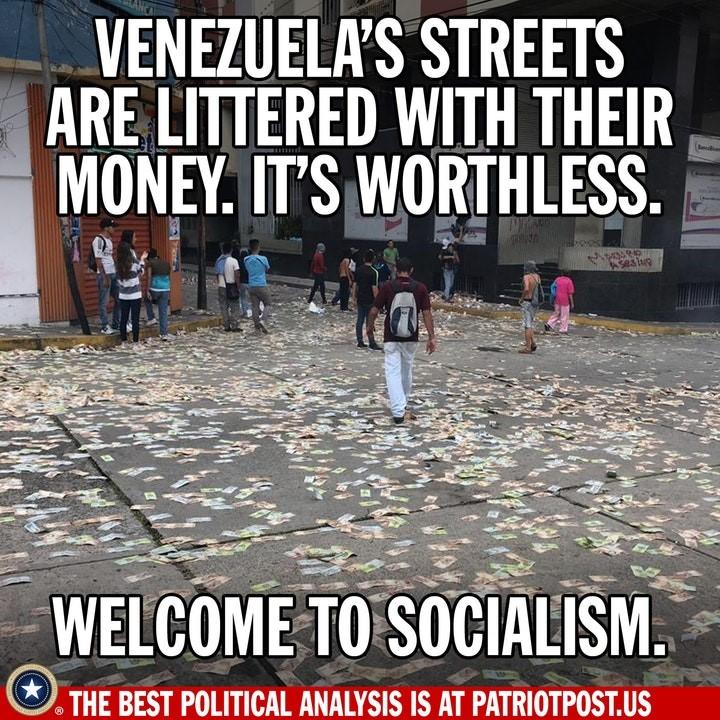 socialism streets