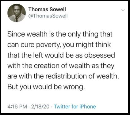 sowell wealth