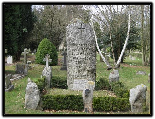 stanley grave