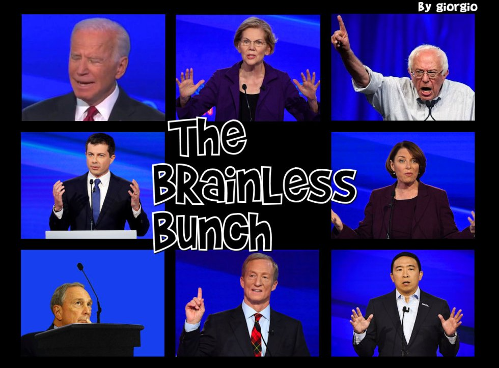 the brainless bunch giorgio