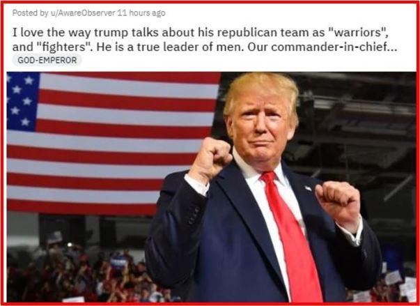 trump warriors