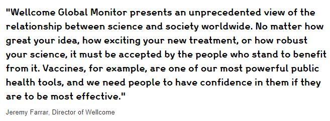 vaccines wellcome