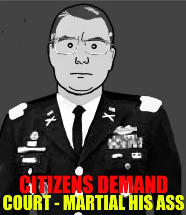 vindeman court martial