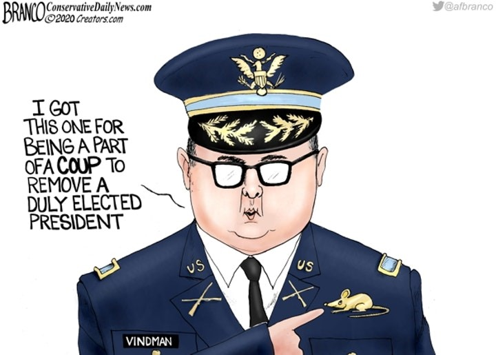 vindman coup