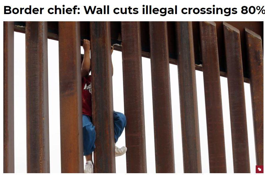 wall border crossing cuts