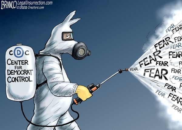 branco cdc democrat fear